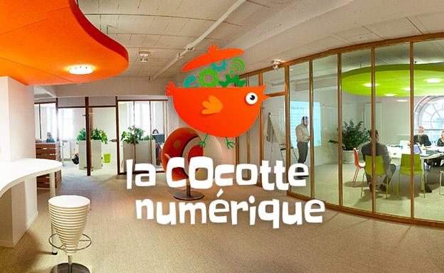 Hautes Terres Communauté : La COcotte numérique, espace de coworking