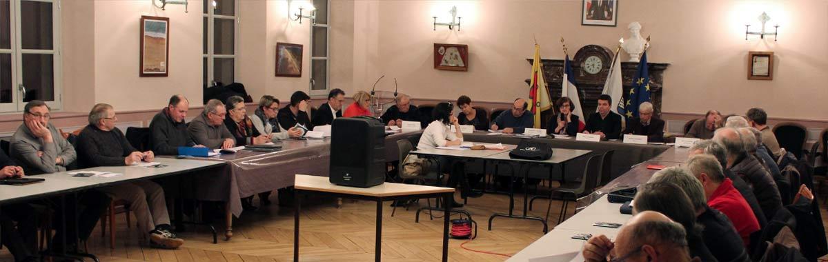 Hautes-Terres Communauté : conseil communautaire