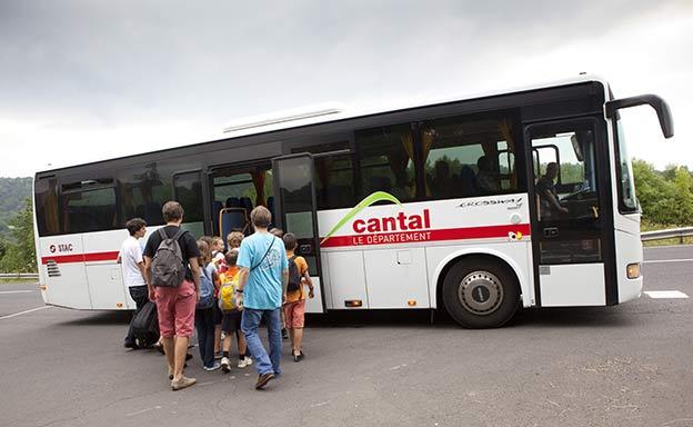 Hautes-Terres Communauté : transport scolaire